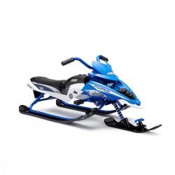 Luge Yamaha motoneige Bleue enfants