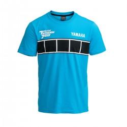 T-shirt Yamaha Ténéré Bleu