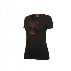 T-shirt Yamaha MT 2021 Noir pour femme