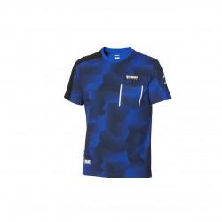 T-shirt Yamaha Paddock 2020 Camo Homme Durham