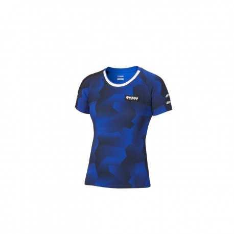 T-shirt Yamaha Paddock 2020 Femme Camo
