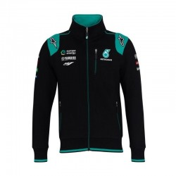 Sweat Zippé Yamaha Petronas