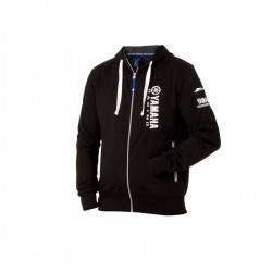 Sweat Yamaha Racing noir Homme