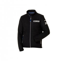 Polaire Yamaha Racing Noire