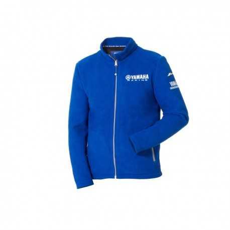Polaire Yamaha Racing Bleue