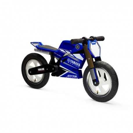 Draisienne Yamaha Bleue