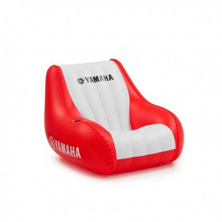 Chaise gonflable Yamaha