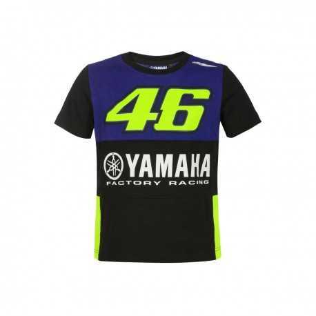 T-shirt Yamaha Valentino Rossi enfant