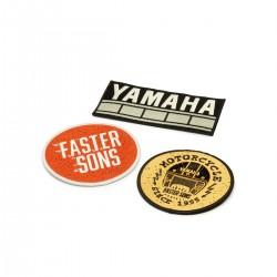 Ecussons vintage Yamaha Faster Sons