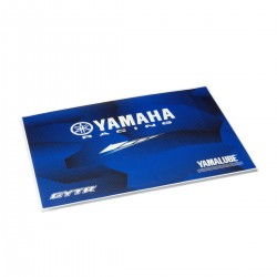 Protection ordinateur Yamaha Racing