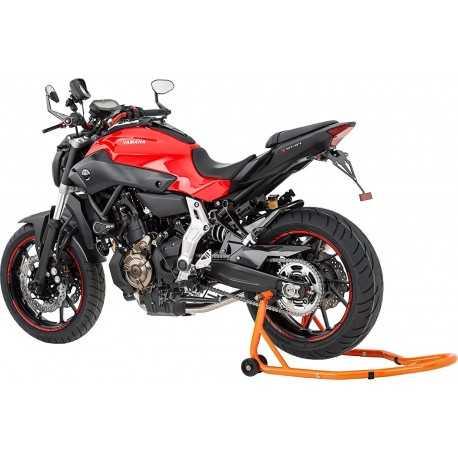 Bequille de stand moto