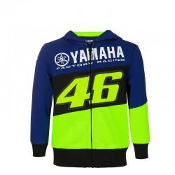 Sweat Yamaha Valentino Rossi VR46 Enfant 2020