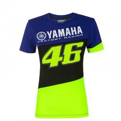 T-shirt Yamaha Valentino Rossi VR46 2020 Femme