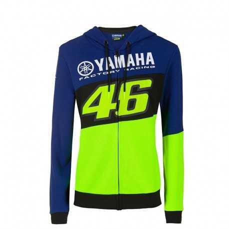 Sweat Yamaha Valentino Rossi VR46 2020 Femme