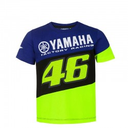 T-shirt Yamaha Valentino Rossi VR46 2020 Enfants